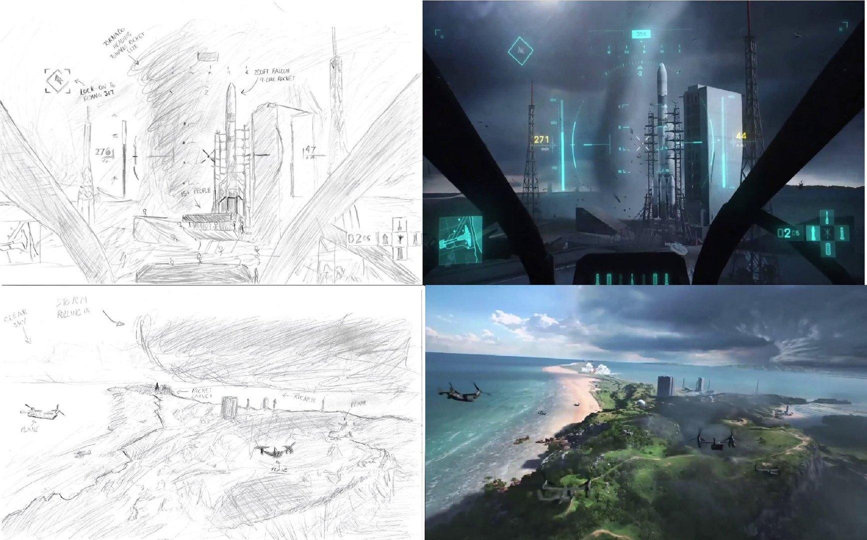 《GTA 6》泄露信息已被多个渠道证实 手绘宣传图公开 游戏资讯 第3张