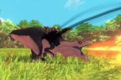 《怪物猎人物语 2:毁灭之翼》怪物介绍 喷火…
