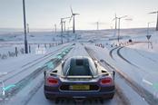 《极限竞速:地平线 4》冬季赛预告 驾驶豪车尽情驰骋