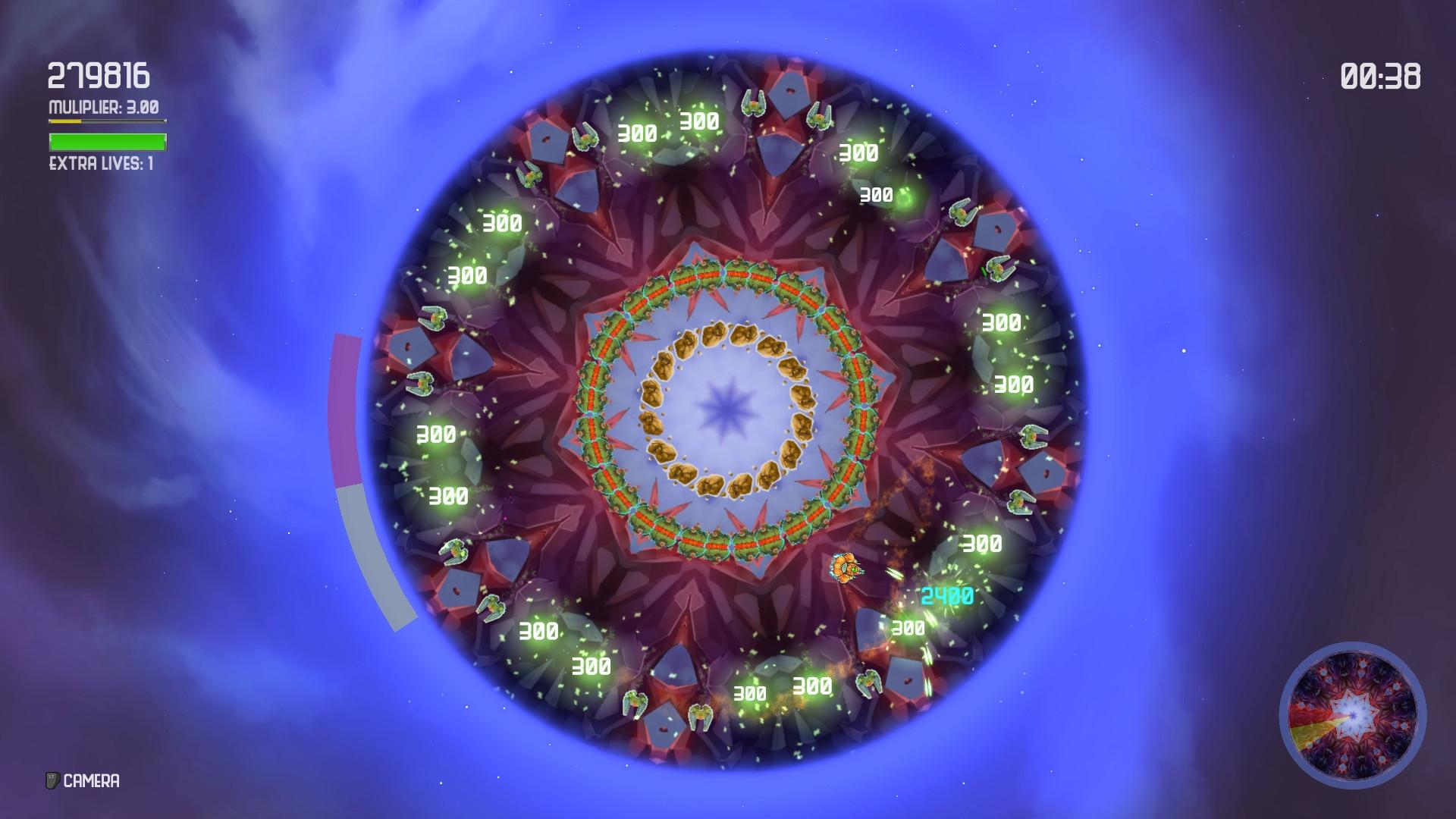 宇宙镜图片