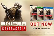 《狙击手:幽灵战士契约 2》扩展包 屠夫