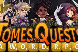 主题和任务:一个单词RPG
