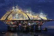 《星空》油管未公开视频流出 曝光三座风格迥异的城市