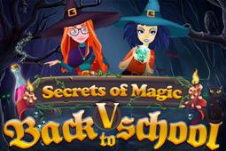魔法之谜5:回到学校